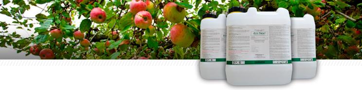Eco Treat - Aceite vegetal emulsionable. Coadyuvante, insecticida y acaricida - Agrimarketing