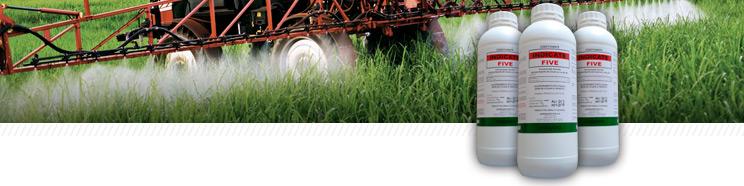 Indicate Five - Primer corrector de aguas destinado a pulverizaciones agrícolas - Agrimarketing
